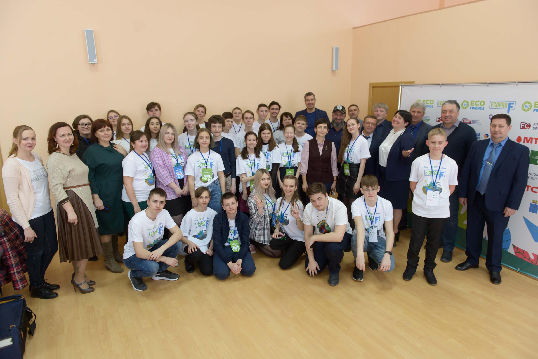 Проект ECOfriends совместно с FINCOM group провели деловую игру «ECOprof-2021» для старшеклассников и студентов СГУ и РАНХиГС.